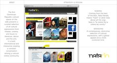 From a website to a global culture-curated portal