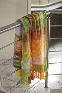 Creative Company | Fresh crochet – Gingham blanket