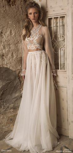 Dror Geva 2018 Wedding Dress