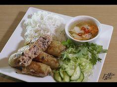 Ako urobiť Vietnamské chrumkavé jarné závitky - Nem ran - Ázijské potraviny | Foodland