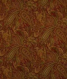 Robert Allen Bombona Pomegranate Fabric | onlinefabricstore.net