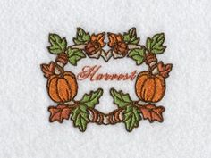 For The Love of Fall Machine Embroidery Designs  http://www.designsbysick.com/details/fortheloveoffall