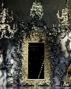 Runway for Dolce  Gabbana Autumn/Winter 2012