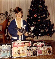 Vrede op aarde... haha,Star Wars Christmas