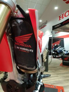 New cooler protections just arrived Motocross Shop, Golf Bags, Honda, Racing, Bike, Sports, Shopping, Running, Bicycle