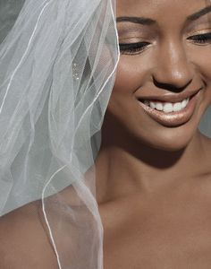 Her eyeshadow is gorgeous!