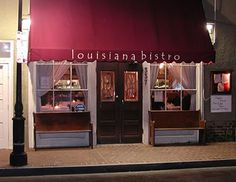 Louisiana Bistro, New Orleans, Louisiana ~ Casual, contemporary Creole cuisine in the French Quarter.