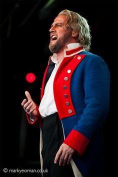 Geronimo Rauch (Jean Valjean) Copyright Mark Yeoman 2011 #theatre #lesmis #musicals www.lesmis.com