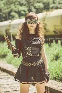 Yeah ! I'm the SteampunK One... Monsieur Steampunk one !