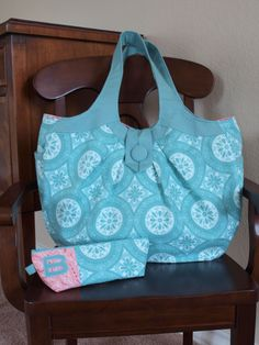 Amy Butler Origami Bag: With Cosmo