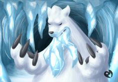 614 Beartic by plushiemon on DeviantArt