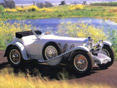 Stunning! 1929 Mercedes-Benz 38/250 SSK. The most expensive Mercedes in the world.