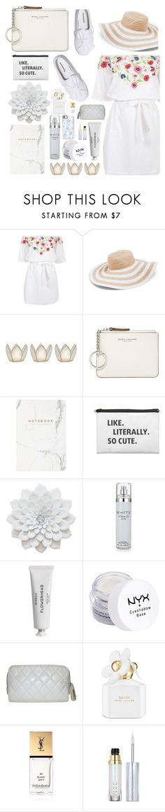 """""""hats"""" by nele-eggersmann ❤ liked on Polyvore featuring Pampelone, Vera Bradley, Cultural Intrigue, Marc Jacobs, Kenneth Cole, Byredo, NYX, Chanel, Yves Saint Laurent and Urban Decay"""