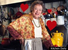 Chefs we Luv ~ Huffington Post Kitchen Daily