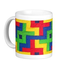 'Patchwork Quilt' Coffee Mug: up to $17.95 - http://www.zazzle.com/patchwork_quilt_coffee_mug-168230871760008112?view=113345638802673340&rf=238041988035411422&tc=pintw
