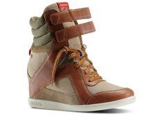 Reebok Women's Alicia Keys Mid Cut Wedge Shoes   Official Reebok Store