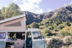 Camping in Los Padres National Forest