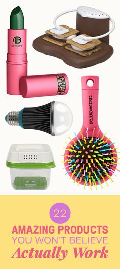 22 Surprising Products You Won& Believe Actually Work Simple Gifts, Easy Gifts, Cool Gifts, Awesome Gifts, Gifts For Family, Gifts For Dad, Just So You Know, Take My Money, Gadget Gifts