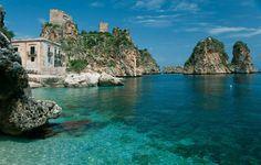 simply europe - placesworld: Scopello (Trapani - Sicilia)