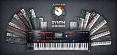 JUPITER Synth Legends