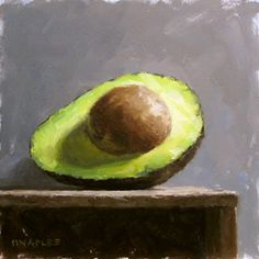 MICHAEL NAPLES: Avocado with Pit