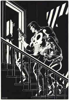 Punisher by Mike Zeck
