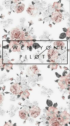 twenty one pilots and flowers image                                                                                                                                                                                 Plus