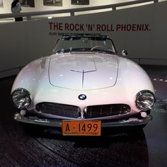 The first owner of this beautiful BMW  was Elvis Presley...