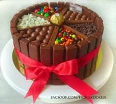 Woaaahh The best cake in the world!