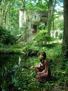 Me and my dream Home in the woods / Fairy Hill
