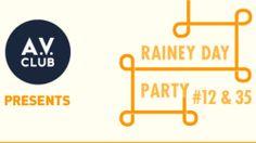 """SXSW 2014: A.V. Club Presents """"Rainey Day Party #12 & 35"""""""