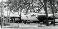The Plane we all climbed at Lowry Park