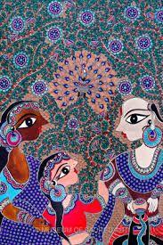 bharti dayal madhubani painting - Google Search