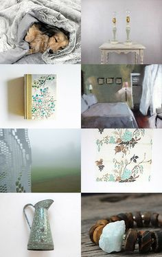 Sleeping In by Rhonda on Etsy--Pinned with TreasuryPin.com
