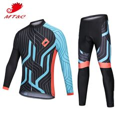 Click Image to Buy  MT C Man Cycling Jersey Set Exercise Charging Breathable  Pro 3d00709ab