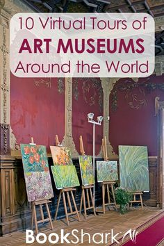10 Virtual Tours of Art Museums Around the World, art history, art appreciation High School Art, Middle School Art, Virtual Art, Virtual Tour, Virtual Travel, Virtual Reality, Mark Making, Op Art, Arte Elemental