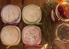 Herbal Scouring Powders Recipe
