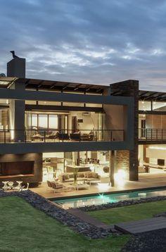 House Duk | Facade | Nico van der Meulen Architects #Contemporary #Architecture #Patio