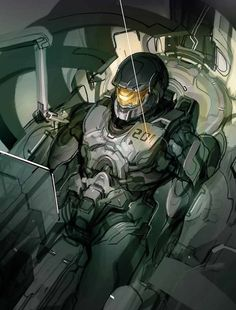 From the expanses of the Forerunner shield world Requiem to the minutiae of the UNSC Battle Rifle, Awakening: The Art of Halo 4 reveals every spectacular element of the game. Halo Game, Halo 3, Halo Reach, Cortana Halo, Halo Armor, Halo Spartan, Halo Collection, Hack And Slash, Dark Drawings