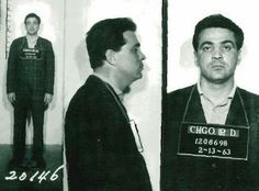 """Frank """"The German"""" Schweihs. The most feared hitman in Chicago or anywhere. Most people don't know this, but Frank was an assassin for ALL kinds of """"groups"""" and people. He did hits for people in high places and NOT JUST mobsters! Sleep With The Fishes, Chicago Outfit, Mob Wives, Mafia Gangster, Al Capone, Tough Guy, Thug Life, Mug Shots, Real Man"""