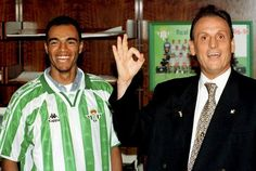 1998. Real Betis paid for Denilson a record 23 million pounds (a world record at the time!)
