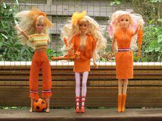 Ook Barbie support Nederland #kleurinspiratie