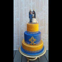 Africa Cake, Ethiopian Wedding, African Weddings, Traditional Wedding, Black History, Bride Groom, Wedding Engagement, Cake Toppers, Cake Decorating