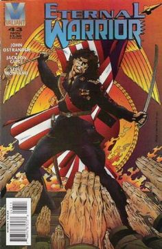10 best eternal warrior images on pinterest valiant comics free rh pinterest com Overstreet Comic Price Guide Free Wizard Price Guide