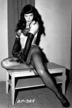 bettie page betty pinup pin up fetish model retro vintage. Black Bedroom Furniture Sets. Home Design Ideas