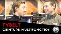 Salon du survivalisme #7: Interview avec TYBELT - Fabricant de ceintures multifonctions