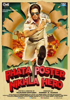 Buy Phata Poster Nikla Hero  Movie DVD at www.greatdealworld.com