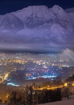 Zakopane, Poland - More memes, funny videos and pics on Great Places, Beautiful Places, Poland Cities, Places To Travel, Places To Go, Zakopane Poland, Poland Travel, Sweden Travel, European Destination