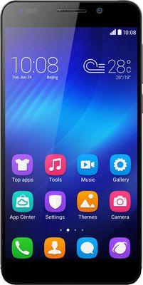 Huawei Honor 6 H60-L04 Price in India - Buy Huawei Honor 6 H60-L04 Black Online - Huawei : Flipkart.com