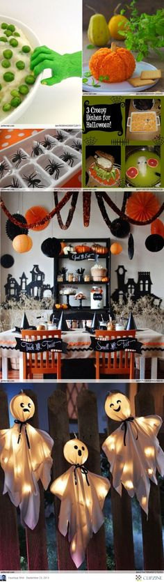 Halloween Party Ideas & Activities